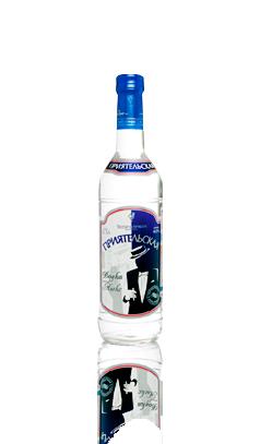 ОАО «Татспиртпром»водка«Приятельская»